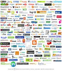 Web 2.0 logos, part I